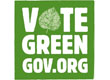 Vote Green Gov, turning out green voters for Vermont LCV