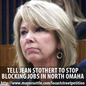 Stothert Facebook shared graphic