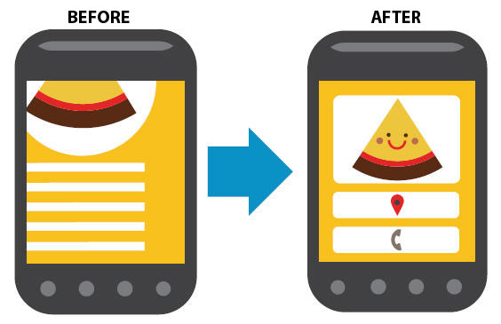 Make your Salsa actions mobile-friendly with responsive design