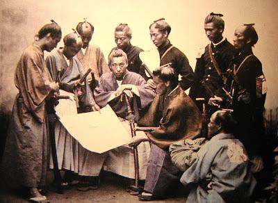 How a Samurai wins Facebook