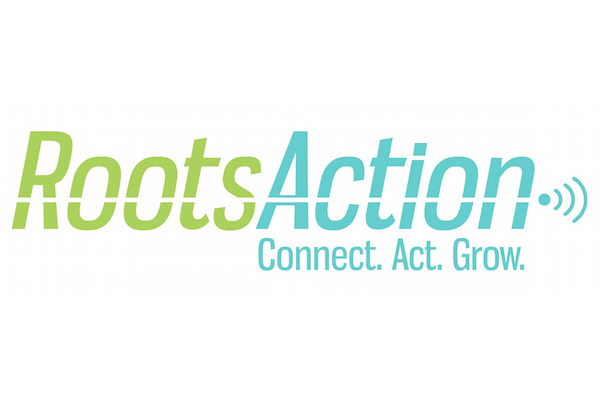 Building something new - growing an activist email list for RootsAction