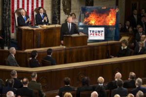 Trump's first SOTU