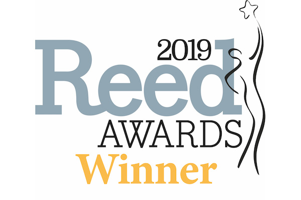 And the 2019 Reed award goes to...